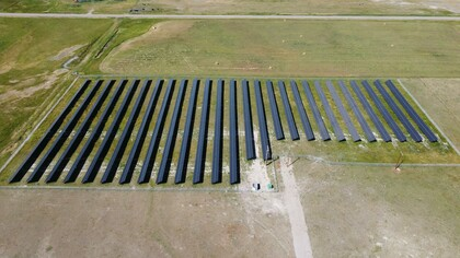 Town of Cardston Solar Farm Media Release